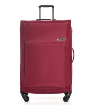 epic Milligram Trolley 77cm 4w exp red
