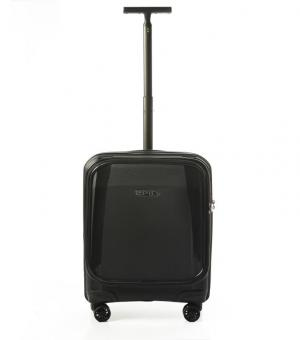 "epic Phantom SL Cabin-Trolley Fastback S 4w 55 cm mit Laptopfach 15.6"" phantomBLACK"