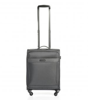 epic Quantum 55cm Cabin Trolley 4w Grey