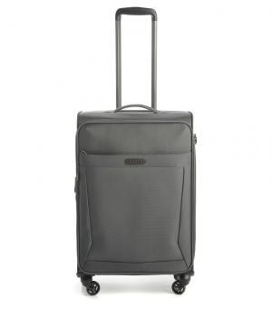 epic Quantum 65cm Trolley 4w erweiterbar Grey