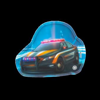ergobag Kletties Blinkie-Klettie mit LED Polizeiauto