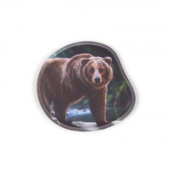 ergobag Kletties Kontur-Klettie Grizzly Bär
