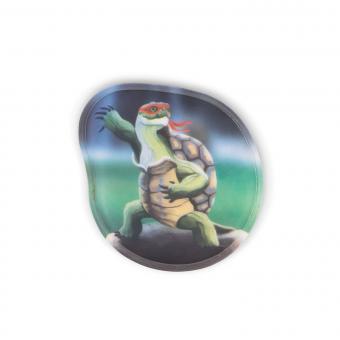 ergobag Kletties Kontur-Klettie Ninja Schildkröte