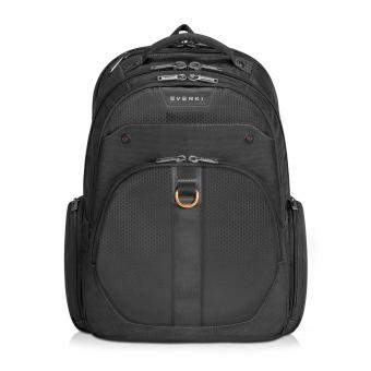 "Everki Atlas Medium Laptop Rucksack 15.6"" Schwarz"