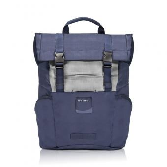 Everki ContemPRO Roll Top Laptop Rucksack 15,6 Zoll Navy