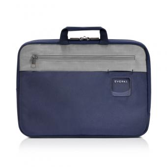 Everki ContemPRO Sleeve Laptop Sleeve 15,6 Zoll Navy