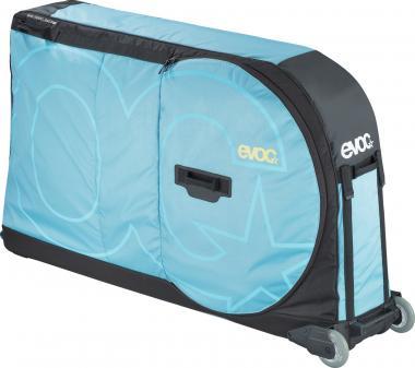evoc Bike Travel Bag Pro 310l Aqua Blue
