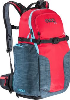 evoc Photo Camera Pack CP 18L red