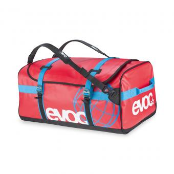 evoc City & Travel Duffle Bag 100l L Red