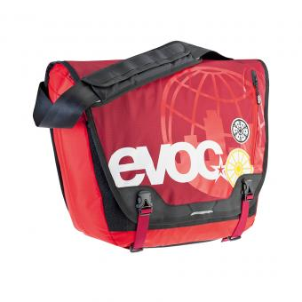 evoc City & Travel Messenger Bag 15 Zoll Ruby