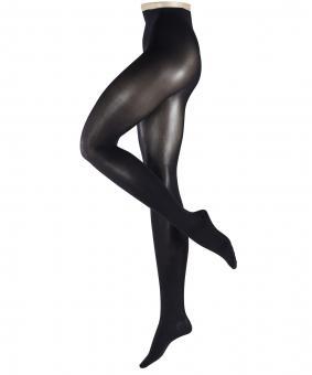 Falke Leg Vitalizer 40 den Damen Strumpfhose M marine