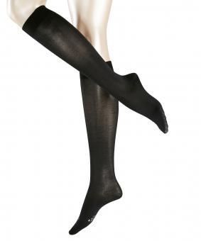 Falke Leg Vitalizer Damen Kniestrümpfe 41-42 black