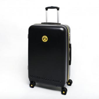 Fußball-Bundesliga Borussia Dortmund 4-Rollen Trolley M - 67cm