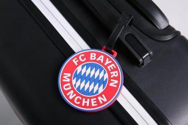 Fußball-Bundesliga FC Bayern München Kofferanhänger