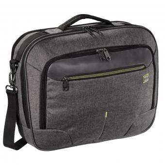 Hama Est. 1923 Frankfurt Business-Tasche funktional Asphalt Grey