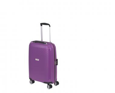 Hardware Bubbles 2018 Cabin Trolley S 4R 55cm purple