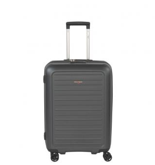 Hardware Impact Trolley M 4R 64 cm Steel Grey