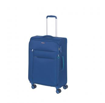 Hardware Revolution 2018 Trolley M 4 Rollen, erweiterbar Royal Blue