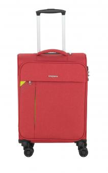 Hardware Revolution Trolley S Cabin Size, 4 Rollen Coral Red