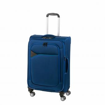 Hardware Skyline 3000 Trolley M 4R 68cm erweiterbar blue/light blue