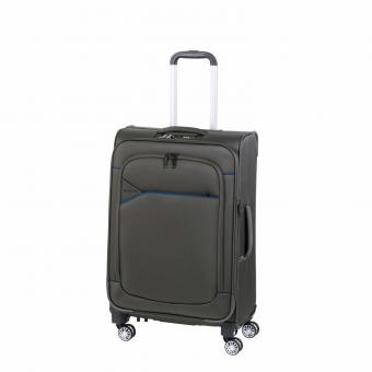 Hardware Skyline 3000 Trolley M 4R 68cm erweiterbar ivy/dark blue