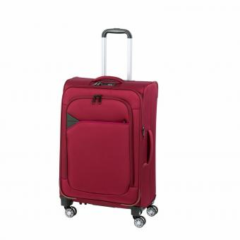 Hardware Skyline 3000 Trolley M 4R 68cm erweiterbar red/fuchsia