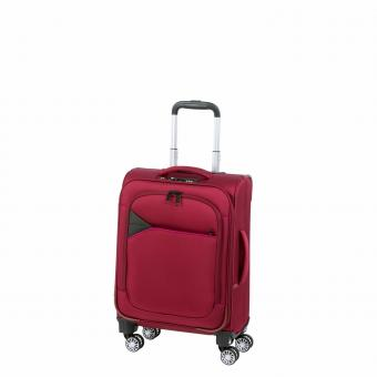 Hardware Skyline 3000 Trolley S 4R 50cm red/fuchsia