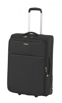 Hardware XLight 2 Rollen Trolley M, erweiterbar Black