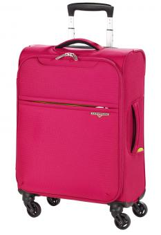 Hardware XLight Trolley S, 4-Rollen Pink