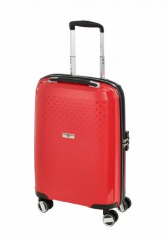 Hardware Bubbles Trolley S, 4-Rollen, Bordgepäck Red