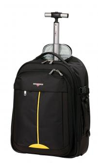 Hardware Lightweight II Rucksack-Trolley 2w Black/Yellow