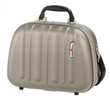 Hardware Profile Plus Beauty Case Champagner