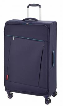 Hardware Revolution 2017 Trolley L 4 Rollen Dark Blue