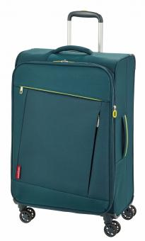 Hardware Revolution 2017 Trolley M 4 Rollen, Expandable Pine Green