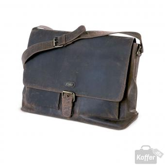 Harold's Antic Heritage Kuriertasche L taupe