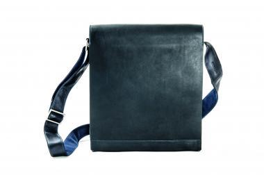 Harold's Campo Pure Messengerbag 31cm blau