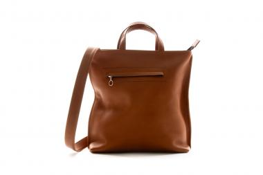 Harold's Chacoral Shopper Small Cognac