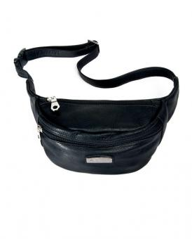 Harold's Country Accessories Gürteltasche Schwarz