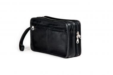 Harold's Country Accessories Men's bag Schwarz