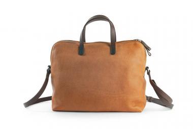Harold's Postcase Businessbag mustard