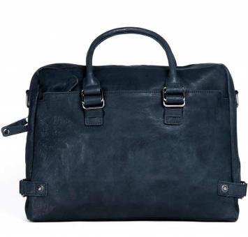 Harold's R.Johnson Businesstasche Blau
