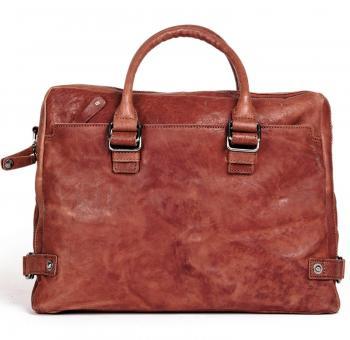 Harold's R.Johnson Businesstasche Rusty