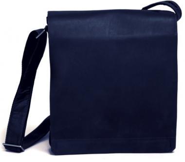 Harold's Campo Messengerbag 31cm blau