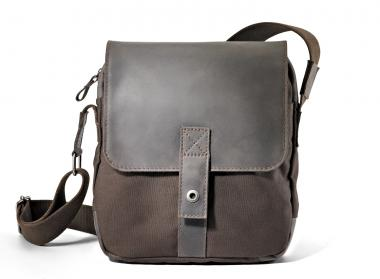 Harold's Take Away Kuriertasche Crossbag Braun