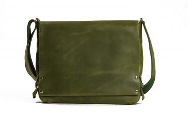 Harold's Jil Kuriertasche 36 cm grün