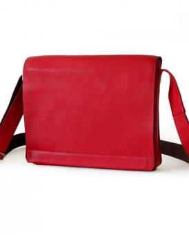 Harold's Campo Messengerbag 29cm rot