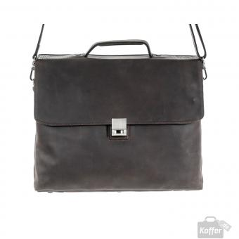 Harold's Leather Gentleman Aktentasche M Braun