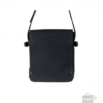 Harold's Maximum Limit Kuriertasche Hoch Schwarz