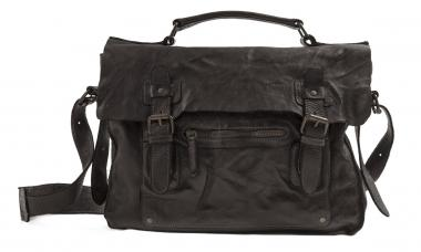 Harold's Submarine Aktentasche Briefbag schwarz
