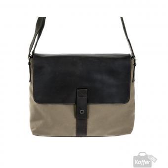 Harold's Take Away Messenger Bag Sand/Braun